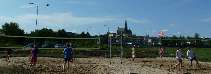 CITY BEACH BRNO